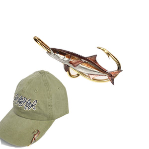 COBIA HOOKIT © Hat Hook - Fishing Hat Clip