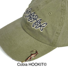 Load image into Gallery viewer, COBIA HOOKIT © Hat Hook - Fishing Hat Clip