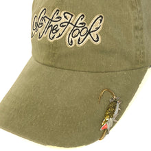 Load image into Gallery viewer, MUSKIE HOOKIT© Hat Hook - Fishing Hat Clip