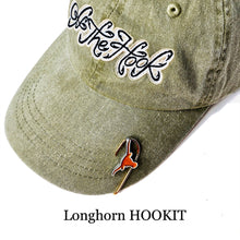 Load image into Gallery viewer, LONGHORN HOOKIT© Hat Hook