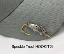 Load image into Gallery viewer, SPECKLE TROUT HOOKIT© Hat Hook