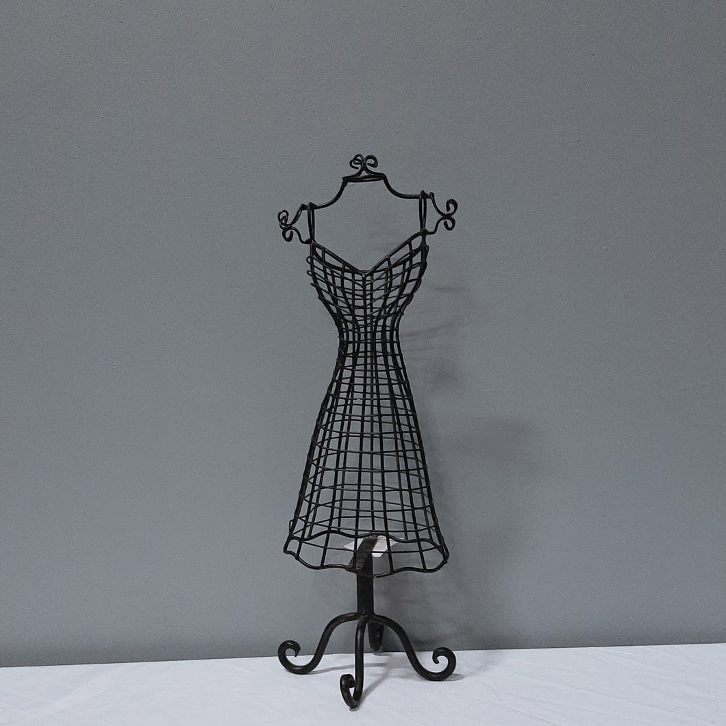 Dressmaker's Mannequin Jewelry Stand (Small)