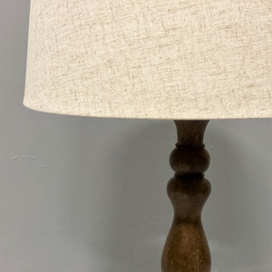 Antique Finish Table Lamp