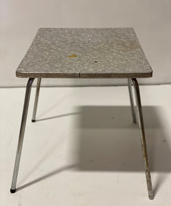 Vintage Children's Table & Chair