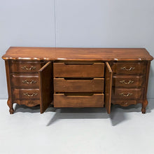 Load image into Gallery viewer, Vintage 9-Drawer Dresser