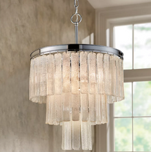 Load image into Gallery viewer, 5- Light Pendant Chandelier