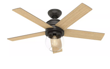 Load image into Gallery viewer, Leander 46 inch LED Ceiling Fan