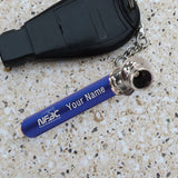NFBC Tire Gauge Key Ring