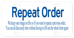 repeat your previous order