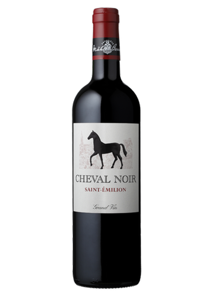 Cheval Noir - Saint Émilion Grand Vin