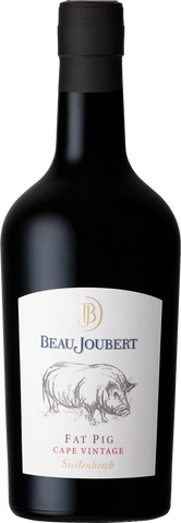 Beau Joubert Fat Pig Cape Vintage Port