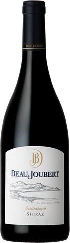 Beau Joubert Shiraz 2013