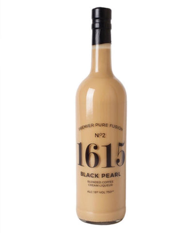 Black Pearl Blended Coffee Cream Liqueur 750ml