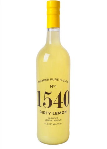Dirty Lemon Blended Lemon Liqueur 750ml