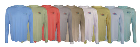 Men's UPF50 Sun Protective Fishing Shirts