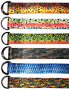 Rainbow#3 Trout Webbing Belt