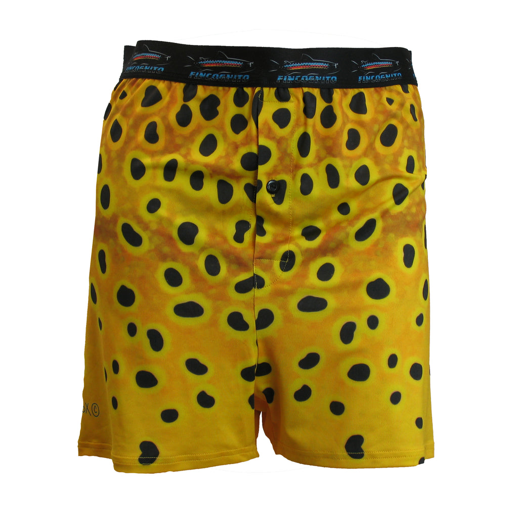 Slough Cr. Cutty Men's Boxers