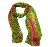 Fin-Flank Silk Brook Trout#2 Scarf