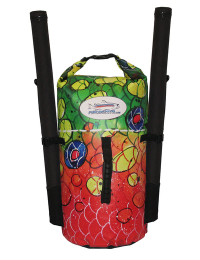 Brook Trout2 Dry Bag Backpack
