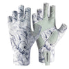 Fin-Flank Fishwater Sun Gloves