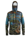 Freestone Graphic Fishing Hoodie