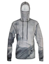 Jagged Edge Lightweight Mountain Graphic Hoodie
