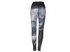 Jagged Edge Mountain Print Patterned All Sport Leggings
