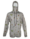 Mayfly Graphic Fishing Hoodie