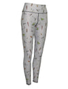 Mayfly Patterned Leggings