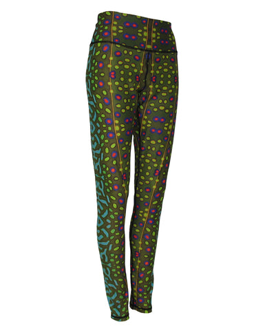 Brook Trout All Sport Leggings