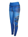 Oceancognito Porpoises All Sport Leggings