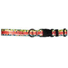 Rainbow#3 Trout Dog Collar