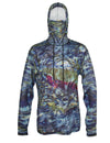 The Tranquility Sunpro Graphic Hoodie fishing clothing brand offers SPF Protection from harmful UV Rays.  Be the rainbow trout you seek or just spend a day on the river fishing.