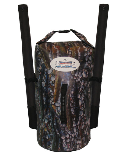 Trout Dreams Dry Bag Backpack