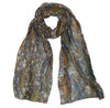 Fin-Flank Silk Trout Dreams Scarf
