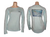 Women's Bonefish/Seagrass Solar Performance L/S T