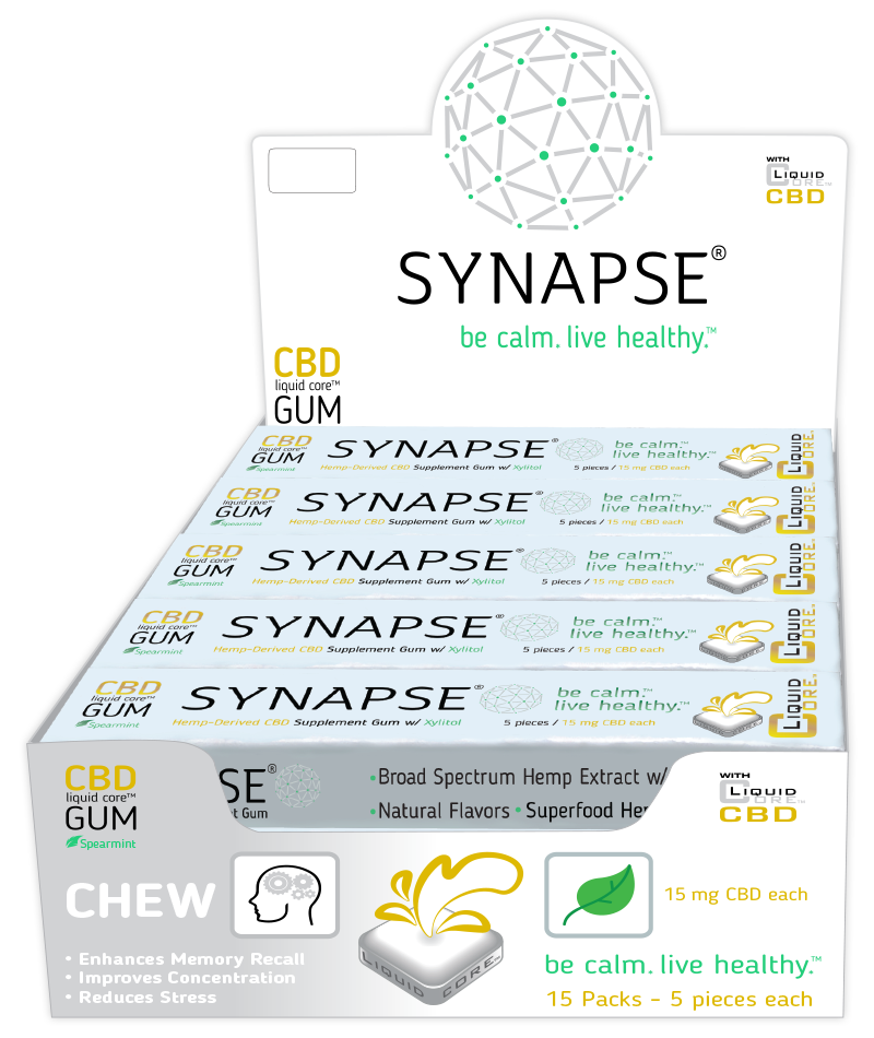 SYNAPSE® Tray (15 Packs)