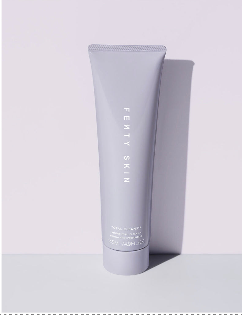 FENTY SKIN TOTAL CLEANS'R REMOVE-IT-ALL CLEANSER TOTAL CLEANS'R REMOVE-IT-ALL CLEANSER