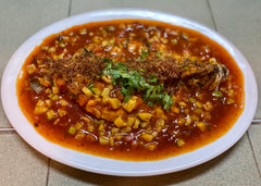 Ikan Tiga Rasa (Whole Fish)