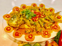 Nyonya Assam Fish (Whole Fish)