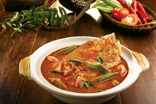 Fish Head Curry Alacarte