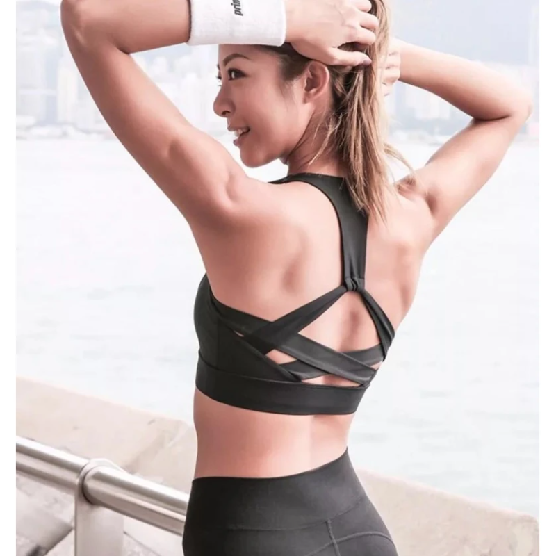 Freeda Sports Bra