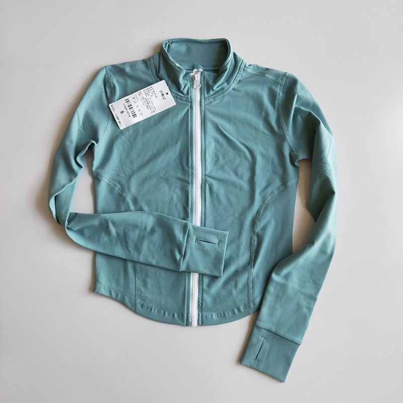 Zara Zip Up