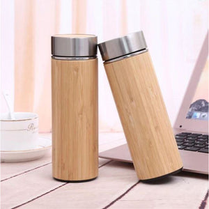 Bamboo Travel Tumbler