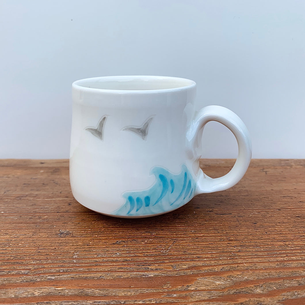Porcelain small cup