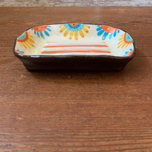 Flower soap dish (large)
