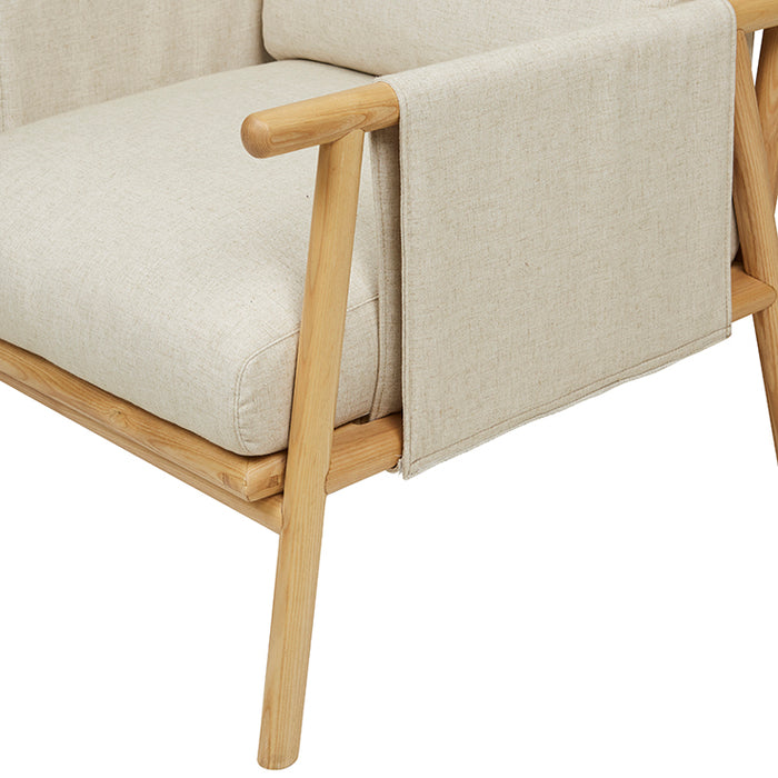 Vittoria Wrap Occasional Chair
