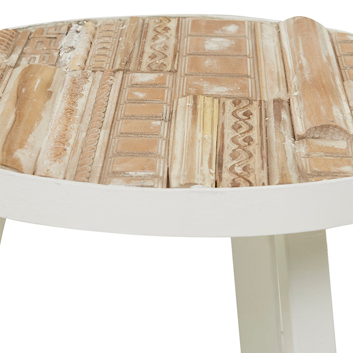 Valencia Carved Side Tables