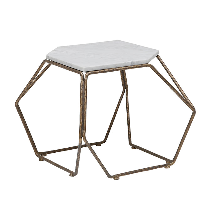 Industria Cubico Side Table