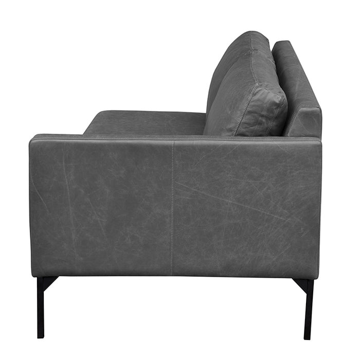 Bogart Square 2 Seater Right Arm